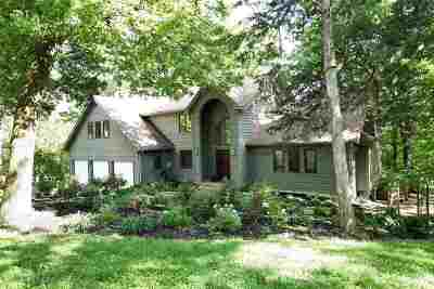 Bowling Green Single Family Home For Sale: 4881 Ridgeview Drive