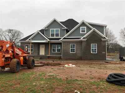 Bowling Green Single Family Home Under Contract: 810 Emma Lane