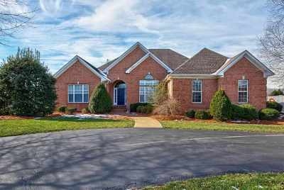 Bowling Green Single Family Home For Sale: 515 Cherrywood Drive