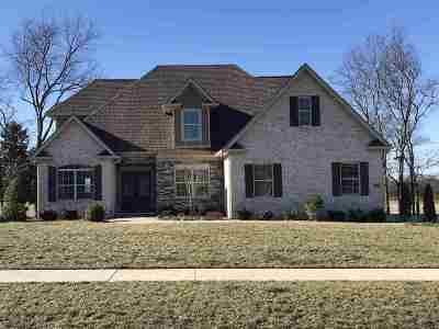 Bowling Green Single Family Home For Sale: 641 Diamond Peak Drive