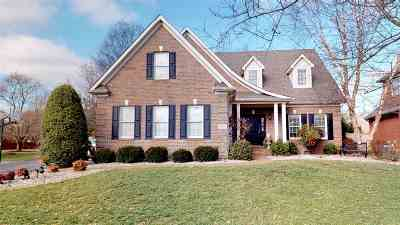 Bowling Green Single Family Home Under Contract: 968 Threewood Circle