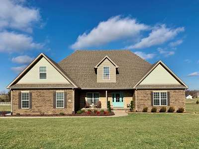 Bowling Green Single Family Home For Sale: 4626 Fairvue Farms