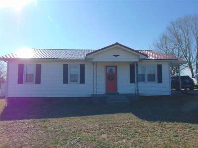 Single Family Home For Sale: 140 Troy Goins Rd
