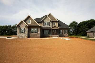 Bowling Green Single Family Home For Sale: 811 Mount Rainier Dr