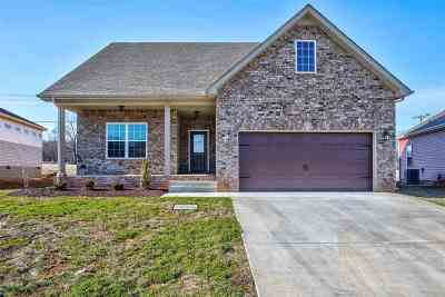 Bowling Green Single Family Home For Sale: 7122 Stone Meade Court