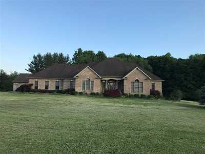Bowling Green Single Family Home For Sale: 2405 Claypool Alvaton Rd