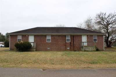 Horse Cave Multi Family Home For Sale: 625 New Circle Drive