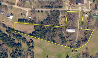 Bowling Green Residential Lots & Land For Sale: 835 & 855 North Campbell Rd