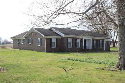 Cave City Single Family Home For Sale: 606 Old Horse Cave Rd