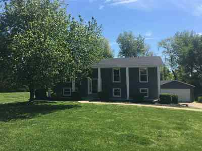 Bowling Green Single Family Home For Sale: 1626 Osage