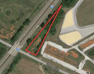 Bowling Green Residential Lots & Land For Sale: Lot 1 Corvette Drive & Porter Pike