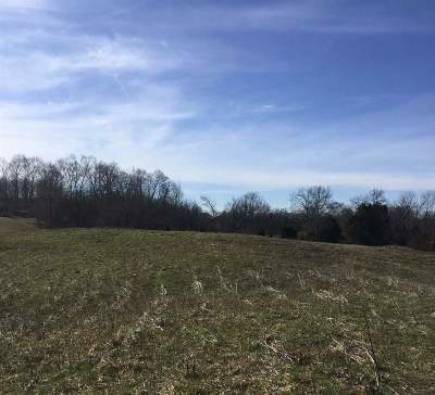 Bowling Green Residential Lots & Land For Sale: 6.84 +/- Ac Carter Lane