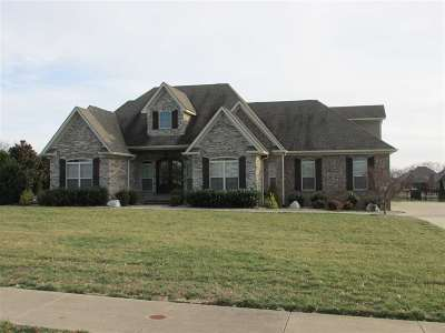 Bowling Green KY Single Family Home For Sale: $529,900