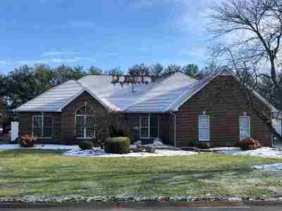 Bowling Green Single Family Home Under Contract: 1524 Ridgeside Ave