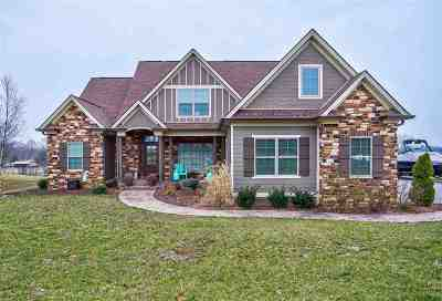Bowling Green Single Family Home For Sale: 190 Fordes Crossing Dr