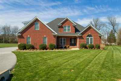 Bowling Green Single Family Home For Sale: 161 Triple Crown Ct