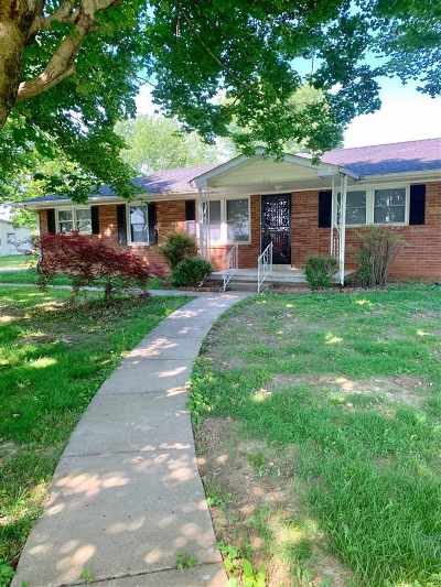Bowling Green Single Family Home For Sale: 1716 Richardsville Road