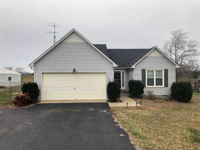 Bowling Green Single Family Home For Sale: 613 Vance Lane