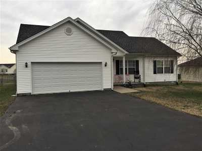 Bowling Green Single Family Home For Sale: 1476 Huron Way