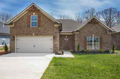 Bowling Green Single Family Home For Sale: 4265 Legacy Pointe Street