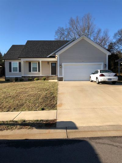 Bowling Green Single Family Home For Sale: 665 Moss Creek Ave