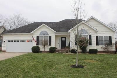 Bowling Green Single Family Home For Sale: 711 Wintercress Lane