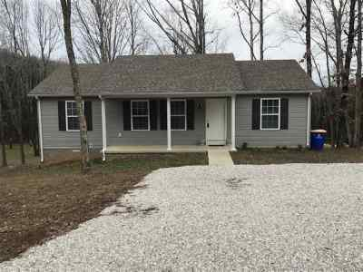 Bowling Green Single Family Home For Sale: 185 Rays Branch Rd