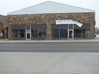Commercial For Sale: 114 - 116 W Main