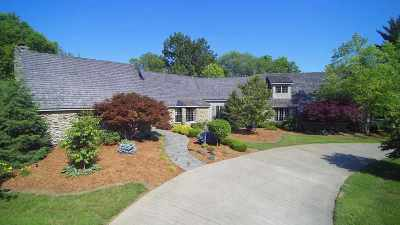 Bowling Green Single Family Home For Sale: 2040 McCubbin Drive