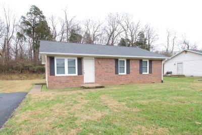 Horse Cave Single Family Home For Sale: 150 Lynn Dr