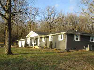Bowling Green Single Family Home For Sale: 250 Slim Island Rd