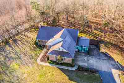 Leitchfield Single Family Home For Sale: 1091 Moutardier Rd