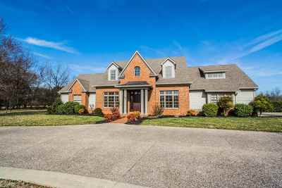 Bowling Green Single Family Home Under Contract: 824 Old Scottsville Rd