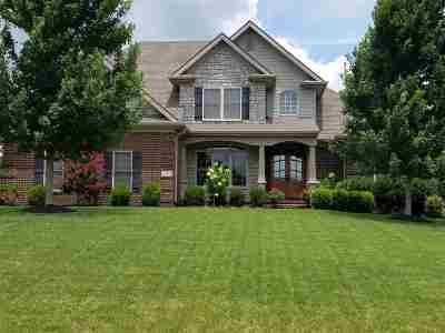 Bowling Green Single Family Home Under Contract: 1680 Dunlaney Way