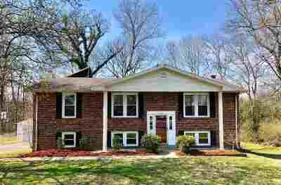 Bowling Green Single Family Home For Sale: 348 Robin Avenue