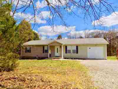 Bowling Green KY Single Family Home For Sale: $189,900