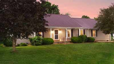 Bowling Green KY Single Family Home For Sale: $229,900