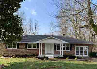 Bowling Green KY Single Family Home For Sale: $194,900