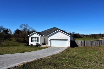 Smiths Grove Single Family Home U/C-Call Agent: 103 Lacey Drive