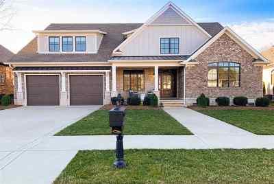 Bowling Green Single Family Home For Sale: 701 Linkside Lane