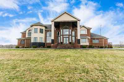Beaver Dam Single Family Home For Sale: 1779 Apple House Road