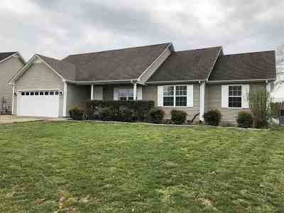 Bowling Green Single Family Home For Sale: 217 Red Maple Street