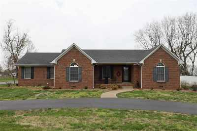 Smiths Grove Single Family Home For Sale: 815 College Street