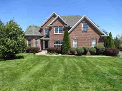 Bowling Green Single Family Home Under Contract: 3627 Summer Breeze Court