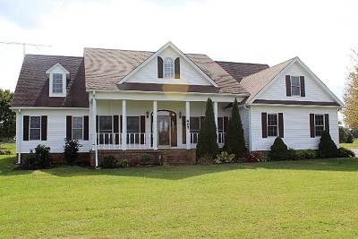 Bowling Green Single Family Home For Sale: 467 Little Knob Road
