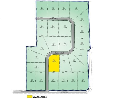 Bowling Green Residential Lots & Land For Sale: Lot 12 Autumn Grove