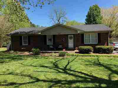 Bowling Green KY Single Family Home For Sale: $139,900