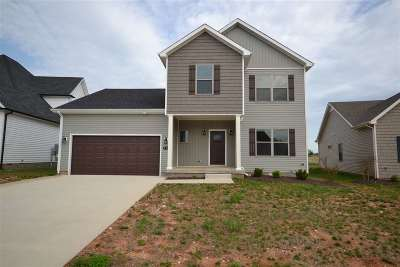 Bowling Green KY Single Family Home For Sale: $209,000