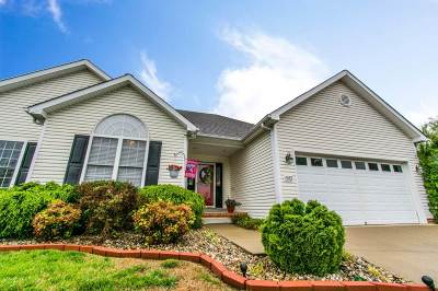 Bowling Green KY Single Family Home For Sale: $208,900