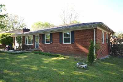 Bowling Green KY Single Family Home For Sale: $142,900